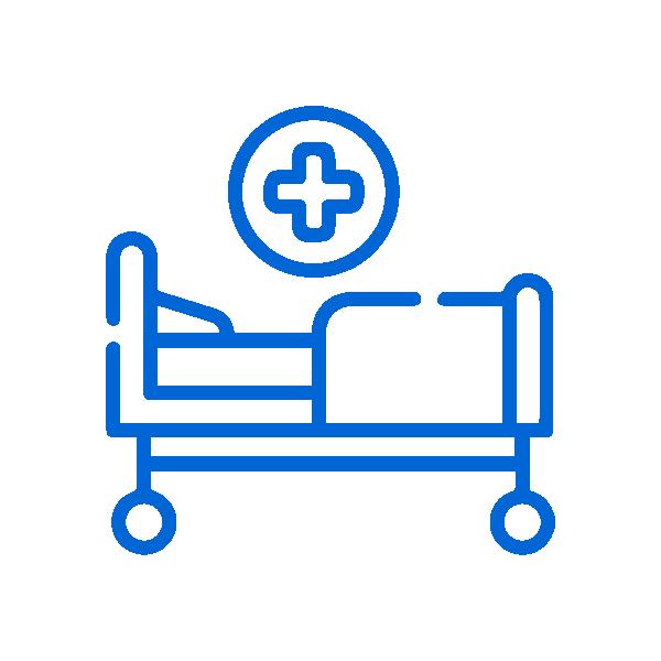 Icono servicios hospitalarios